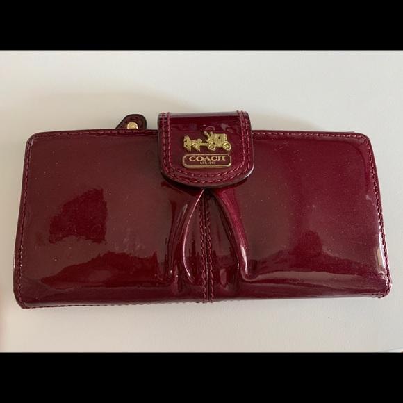 EUC Coach wallet